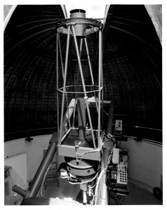 "Anna Nickel 40"" Telescope"