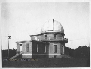 University of Illinois Observatory.