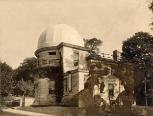 Kirkwood Observatory, c. 1910