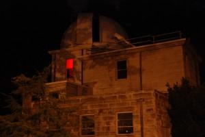 Kirkwood Observatory, Bloomington, Indiana.