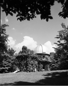 Kirkwood Observatory, June 6, 1950