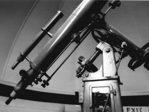 Refracting Telescope, Warner & Swasey Equatorial Mount