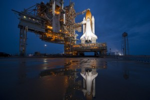 Launch Pad 39A, Thursday, July 7, 2011