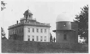 Territorial University and Observatory, Seattle, Washington