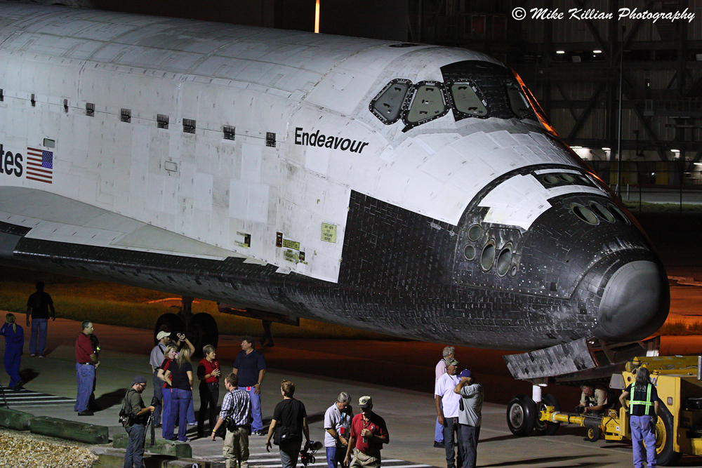 Space Shuttle « Observatories and Instruments