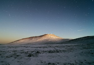 Dark Sky and White Desert. Photo credit: ESO/Yuri Beletsky