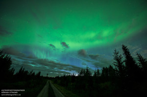Big Aurora. Image copyright Göran Strand.