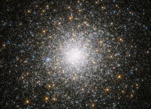 Globular Cluster Messier 75